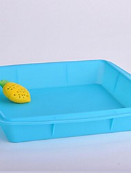 Cake Molds,Silicone 27.5×26.5×4 CM(10.8×10.4×1.6 INCH)