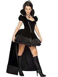 Black Swan reine luxe halloween adulte costumefor carnaval des femmes