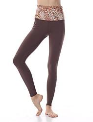 Yokaland ® Yoga Medias Transpirable / Secado rápido / Capilaridad Eslático Ropa deportiva Yoga / Pilates / Fitness Mujer