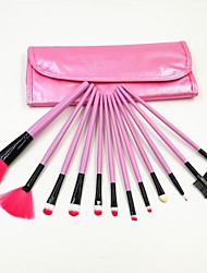 12 Makeup Brushes Set Face / Lip / Eye Others