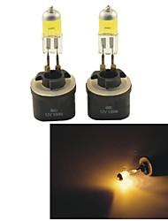 Carking™KOBO 880 12V 100W 3000K 550LM Yellow Light Car Halogen Headlight(2 CPS)