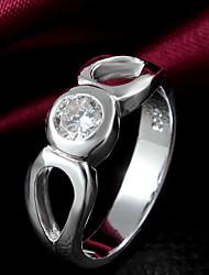 Starry High Quality Casual Rhinestone Ring