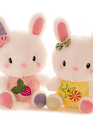 Valentine'S Day The Baby Rabbit Doll Fruit Fragrant Small Rabbit Plush Toys(25Cm)