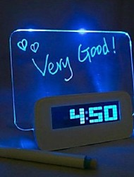 Message LED Board  Light  Digital Alarm Clock