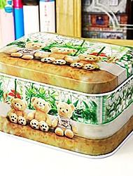 Muster Geschenkbox Hochzeit Gunsten niedlichen Bären