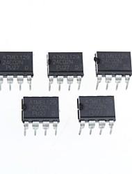 Chip de memória 24c02n dip-8 (5pcs)