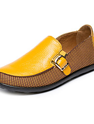 Boys' Shoes Comfort Flat Heel Leather Loafers Shoes More Colors available