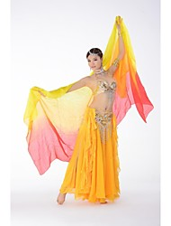 Dance Accessories Stage Props Women's Performance / Training Silk Multi-color Belly Dance / Yoga / PerformanceSpring, Fall, Winter,