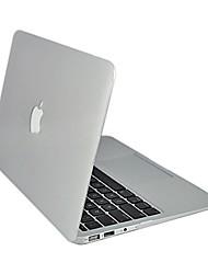 """sench borracha fosco fosco revestido clipe de casca dura caso snap-on tampa da pele para Apple MacBook ar 11.6 """"- a1370 / a1465"""