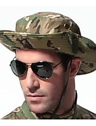 camouflage ESDY pêche en plein air en polyester coupe-vent ombre des bords arrondis chapeau ben népalais cp