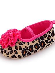 Zapatos de bebé - Planos - Boda / Vestido / Casual / Fiesta y Noche - Tejido - Estampado Animal
