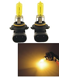 Carking™KOBO 9005 12V 100W 3000K 550LM Yellow Light Car Halogen Headlight(2 CPS)