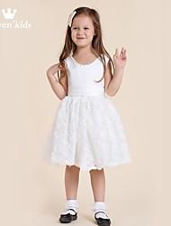 Girl's Flower Cute Dresses