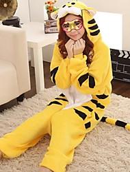 tigger intelligente kigurumi adulte de pyjama des femmes qianjiatian