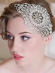 Women's/Flower Girl's Rhinestone Headpiece - Wedding/Special Occasion Headbands