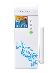ZD-qq4 quad core Android 4.2 google tv player avec 2 Go de RAM, ROM 8gb, bluetooth