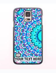 caso de telefone personalizado - caso design de metal baleia para samsung galaxy s5