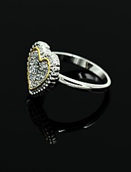 Women's New Fashion Alloy Daily Couple Rings