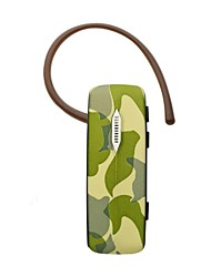 ROMAN R525 Camouflage 1-to-2 Stereo Business Bluetooth V3.0 Headset for iPhone and Others