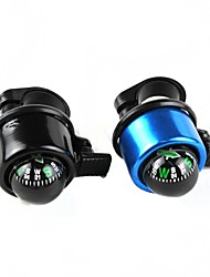 Bike Bike Bells Mountain Bike/MTB / Cycling/Bike Compass / Alarm Black / Blue Iron / Plastic 2 Pcs