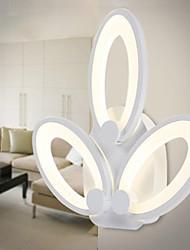 arandelas de parede 3 luz simples moderno artístico
