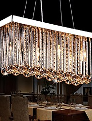 European Simple Fashion K9 Crystal Chandeliers-(AC110-120V)