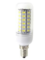 Dekorativ Mais-Birnen E14 12 W 860 LM white(5000-6500k)/ warm white(2800-3500K) K 56 SMD 5730 Warmes Weiß/Kühles Weiß AC 220-240 V