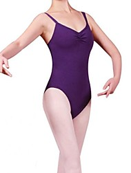Ballet Women's Chest  Button Dance Performance Clothes(More Colors)