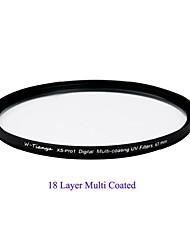 TIANYA® 67mm MCUV Ultra Slim XS-Pro1 Digital Muti-coating UV Filter for Nikon D7000 D7100 18-105 18-140 Canon 700D 18-135