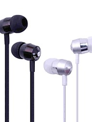 bayasolo 592 cavo piatto auricolari in-ear con microfono ipod / ipod / phone / mp3