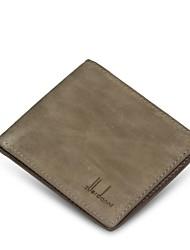zordany® мужская кожаный бумажник короткий стиль