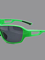 cyclisme polarisée pc mode wrap lunettes de sport
