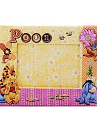 "Cartoon Style Rectangle 4""*6"" Picture Frame  Random Delivery"