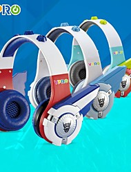VPRO® DE803 Specially Designed for Children Wearing Stereo Over-ear Headset for iPhone 6/6plus/5S (Assorted Colors)