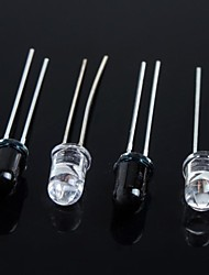 5mm Infrared Transmitter and Receiver Diode (4PCS)
