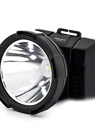 ZUKE ZK1695 Rechargeable 2-Mode 1x Cree LED 5W Headlamp(300LM, Black)