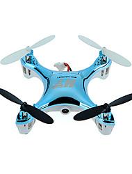 ht f803c Headless Mode 3D-360-Grad-4-Kanal 2,4 GHz 6-Achsen-Gyro Funkfernsteuerung rc Quadcopter mit Kamera + 4GB TF Karte kostenlos