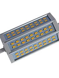 12W R7S LED лампы типа Корн T 54 SMD 5730 1100-1150 lm Тёплый белый / Холодный белый Регулируемая AC 85-265 V