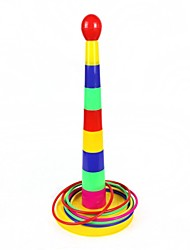 plastique cool jeu de cercle de lancement