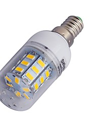 6W E14 Ampoules Maïs LED T 30 SMD 5730 480-540lm lm Blanc Chaud / Blanc Froid AC 100-240 V