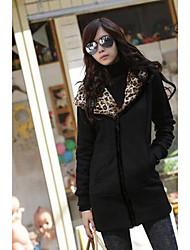 moda cadeia ocasional hoodie das mulheres baibian