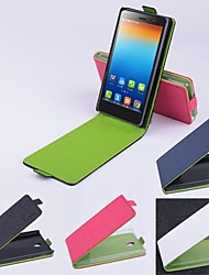 Fashion Quality Design Artificial Leather  for Lenovo S860