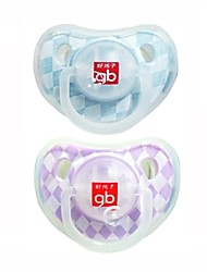Baby Pacifier Printing(2 Pack)(0-3 Months Baby Use)