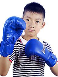 Luvas para Treino de Box Luvas de MMA Luvas de Box Luvas de Box Pro para Boxe Arte Marcial Mixed Martial Arts (MMA) Karatê Dedo Total