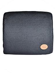 la conception cellulaire charbon de bambou air purifiant la mémoire générale véhicule mousse voiture oreiller taille coussin de taille