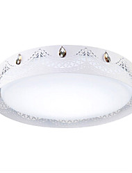 Flush Mount,12 Light Modern Metal