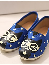 kinderschoenen ronde neus platte hak loafers met slip-on schoenen meer kleuren beschikbaar