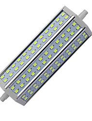 15W R7S Lâmpadas Espiga T 72 SMD 5730 1450-1500 lm Branco Quente / Branco Frio Regulável AC 85-265 V