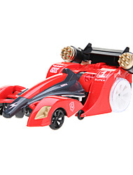 LX 9065DB RC Car Remote Control Charging Deformation Automobile Car Toy Robot Small Size