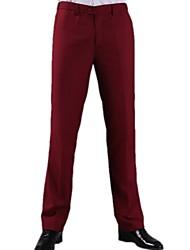 Pants Polyester/Fleece burgundy